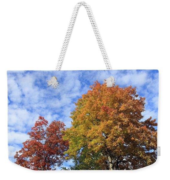 Autumn Perfection Weekender Tote Bag