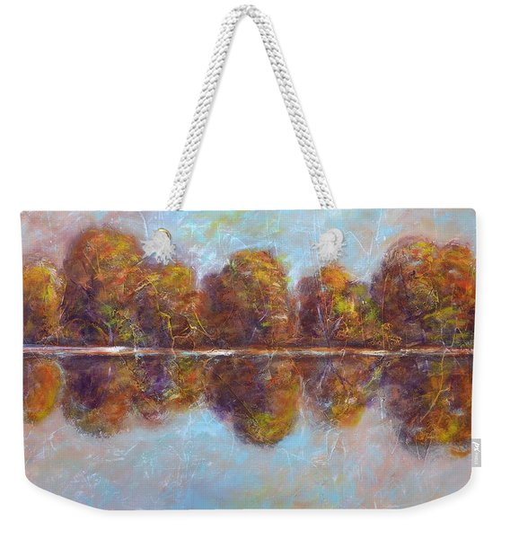 Autumnal Atmosphere Weekender Tote Bag