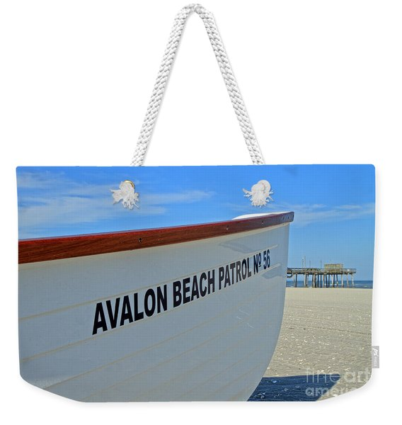 Avalon Beach Weekender Tote Bag