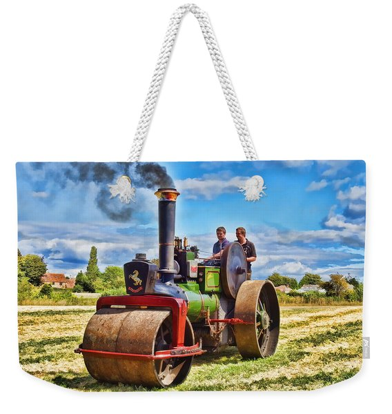 Aveling Roller Weekender Tote Bag