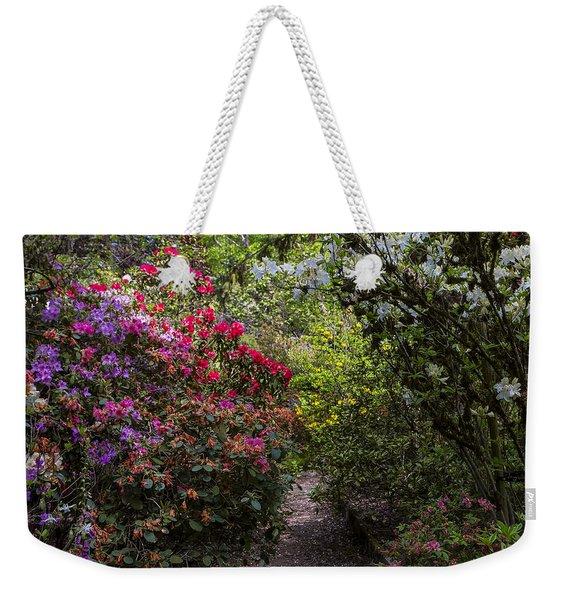 Azalea Trail Weekender Tote Bag