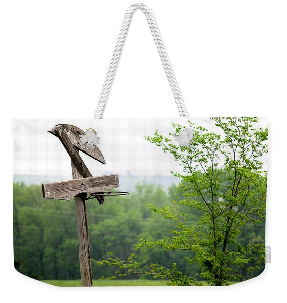 B-ball History Weekender Tote Bag