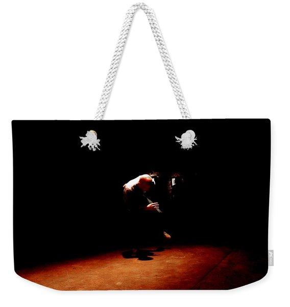 B Boy 8 Weekender Tote Bag