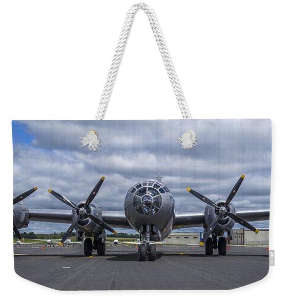 B29  Superfortress Weekender Tote Bag