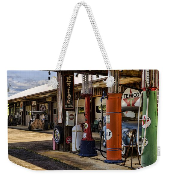 Back In The Day Weekender Tote Bag