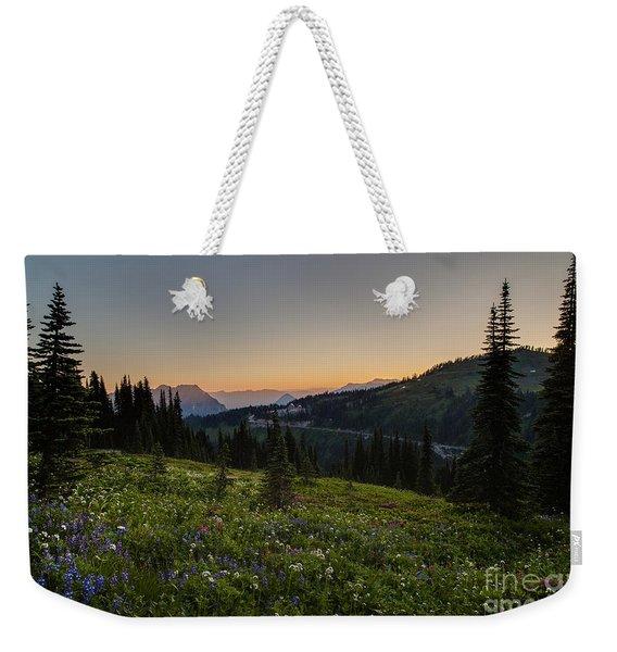 Back To Paradise Weekender Tote Bag