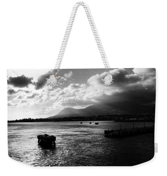 Back To Sea Weekender Tote Bag
