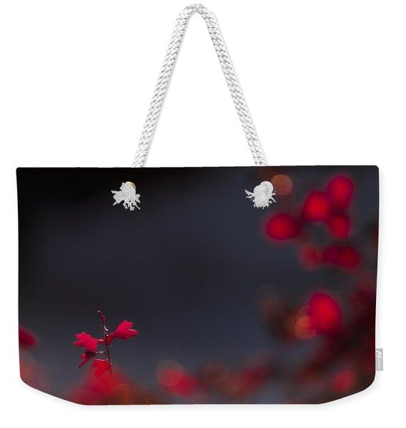 Backlight Weekender Tote Bag