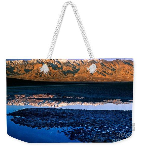 Badwater Weekender Tote Bag