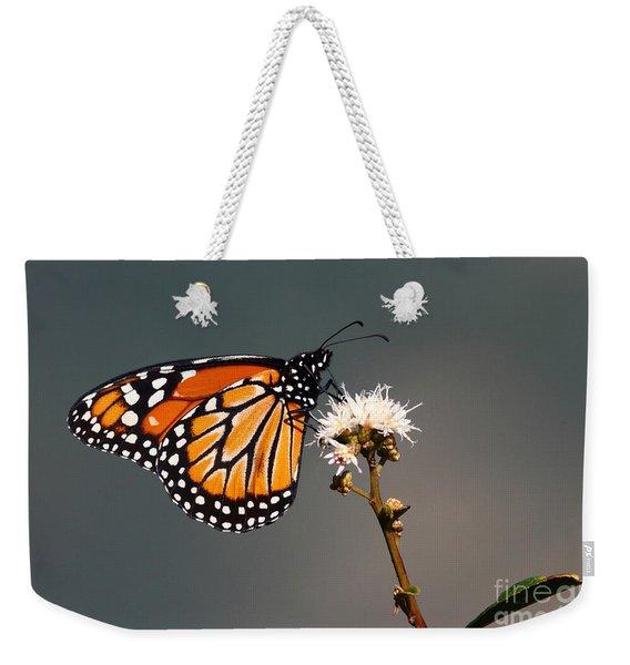 Balancing Act Weekender Tote Bag