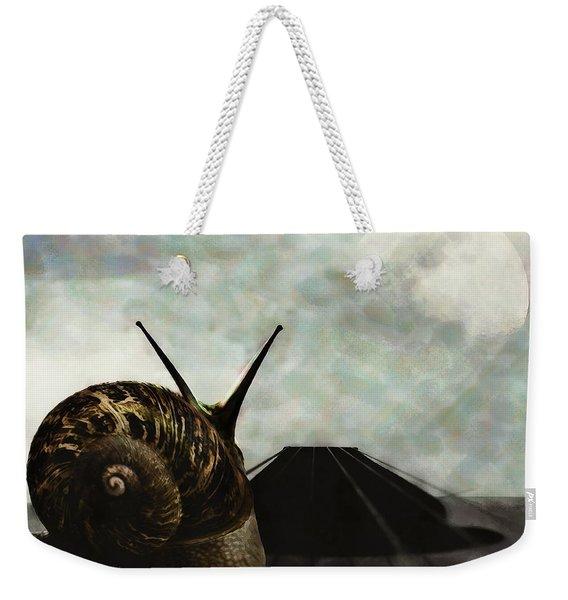 Ballad Weekender Tote Bag