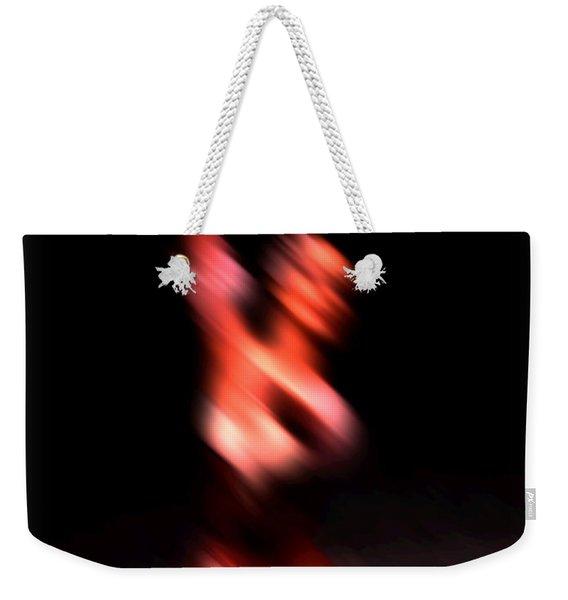 Ballet Blur 4 Weekender Tote Bag