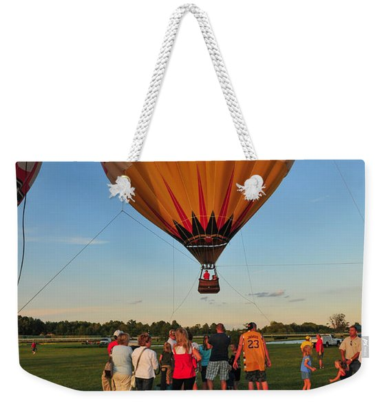 Balloons And Toons Weekender Tote Bag
