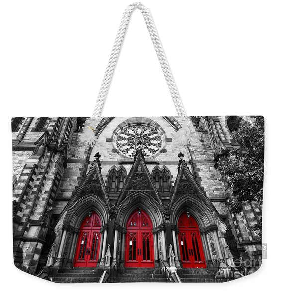 Baltimore Mount Vernon United Methodist Church Weekender Tote Bag