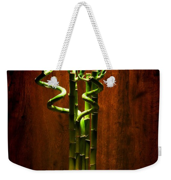 Bambooesque  Weekender Tote Bag