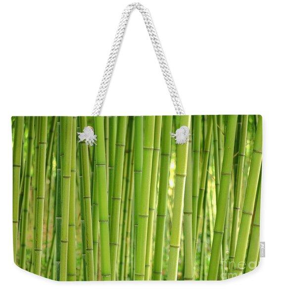 Bamboorama  Weekender Tote Bag