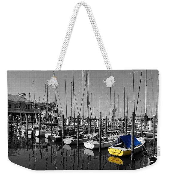 Banana Boat Weekender Tote Bag