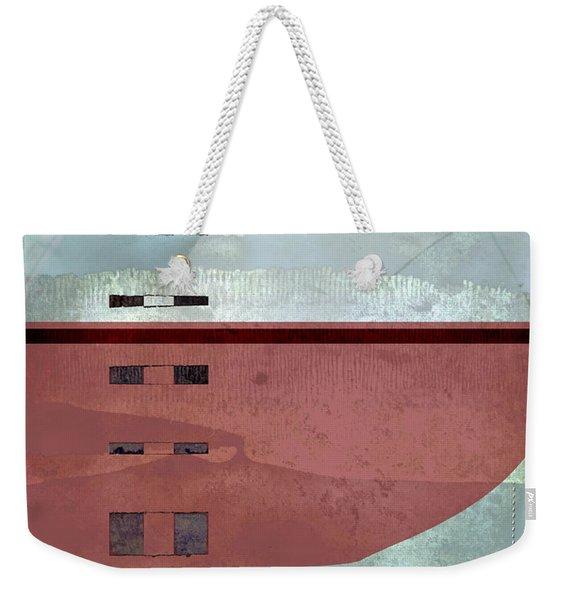 Bar Pilot Weekender Tote Bag