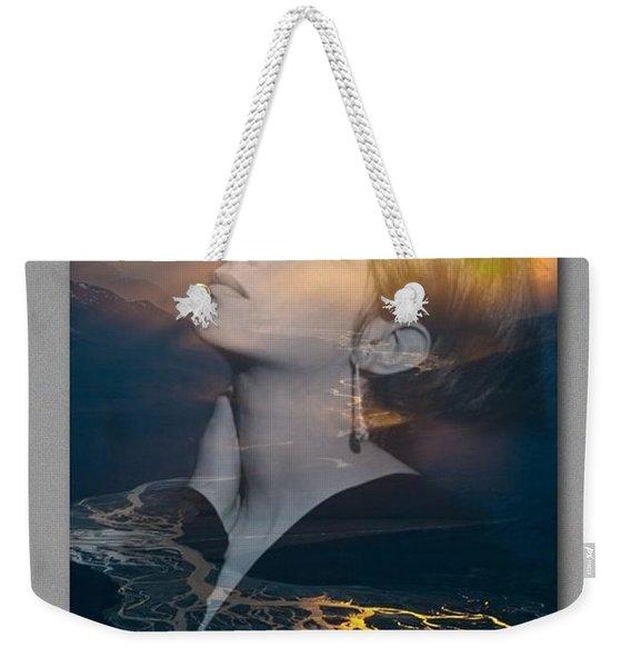 Barbra's Vision Weekender Tote Bag