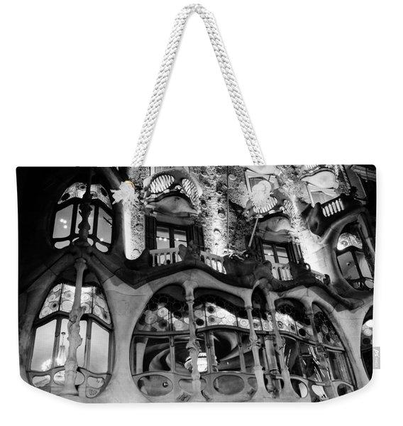 Barcelona - Casa Batllo Weekender Tote Bag