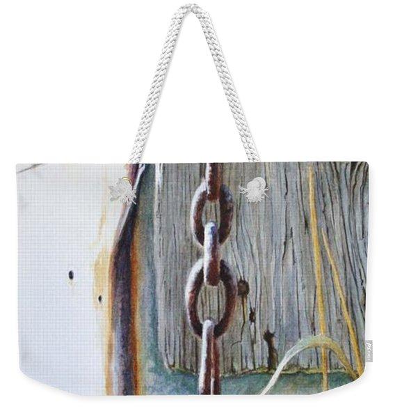 Barn Swallow Weekender Tote Bag
