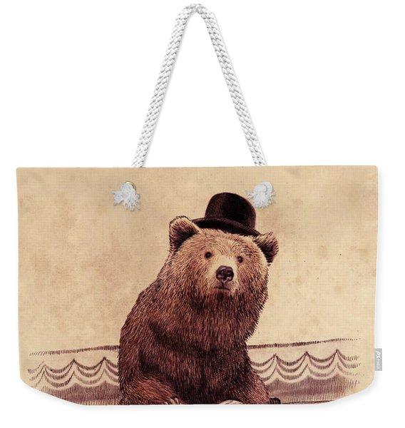 Barnabus Weekender Tote Bag
