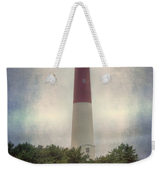 Barnegat Lighthouse Dawn Weekender Tote Bag