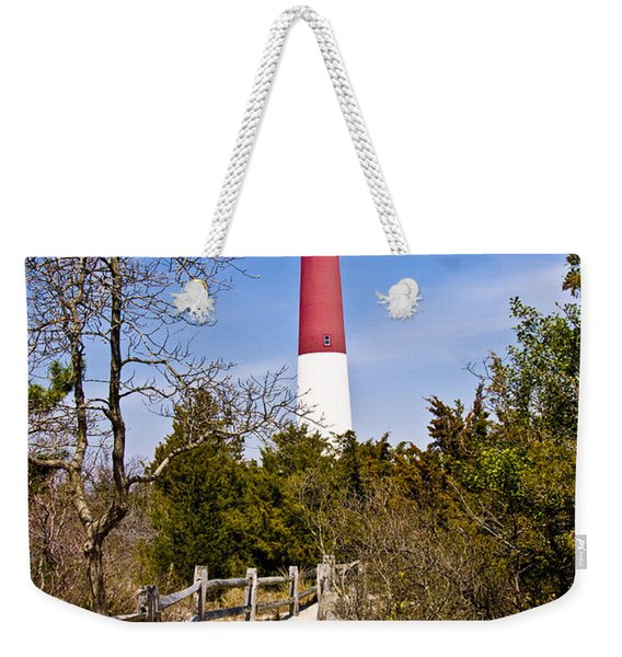 Barnegat Lighthouse II Weekender Tote Bag