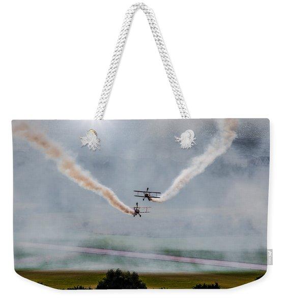 Barnstormer Late Afternoon Smoking Session Weekender Tote Bag