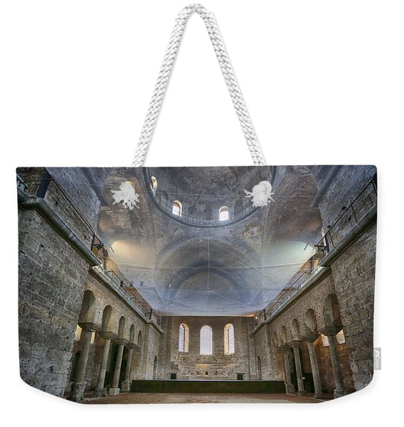 Basilica Of Holy Peace Weekender Tote Bag