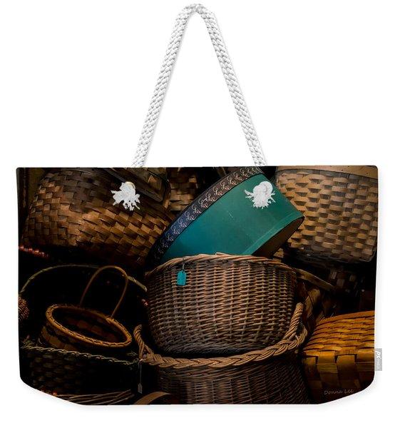 Baskets Galore Weekender Tote Bag