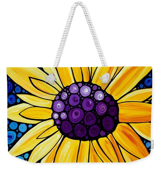 Basking In The Glory Weekender Tote Bag