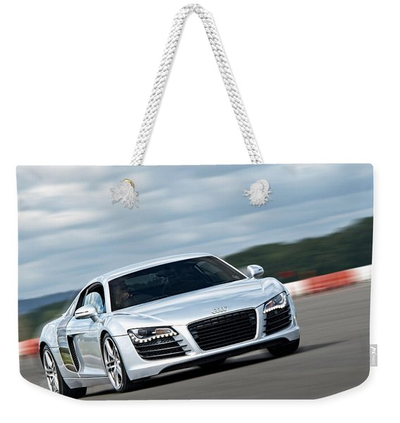 Bat Out Of Hell - Audi R8 Weekender Tote Bag