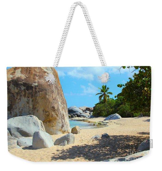 Bath Rocks Weekender Tote Bag