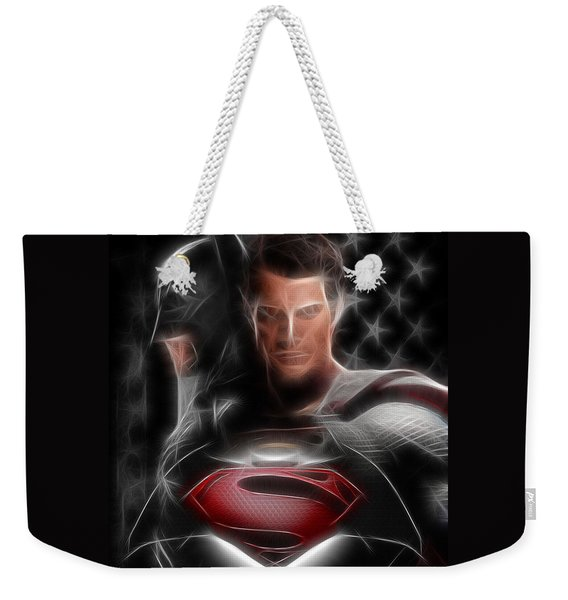 Batman Vs Superman  Weekender Tote Bag