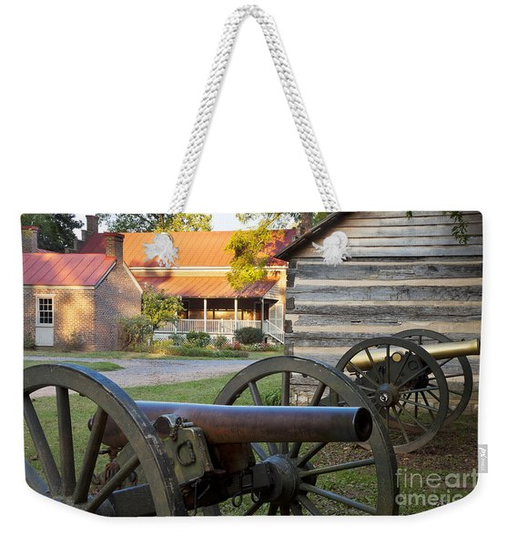 Weekender Tote Bag featuring the photograph Battle Of Franklin by Brian Jannsen