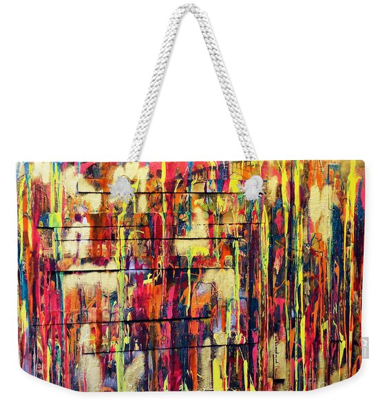 Be An Original Weekender Tote Bag