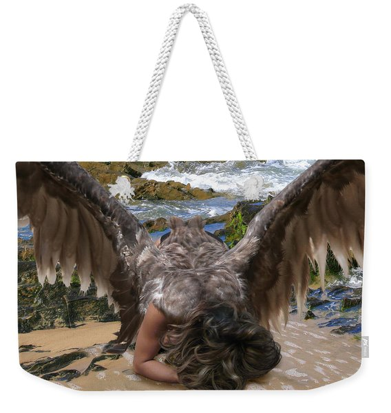 Be Ready For The Rapture Weekender Tote Bag