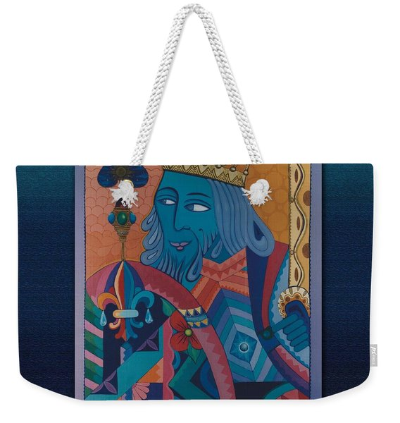 Be The King In Your Movie Weekender Tote Bag