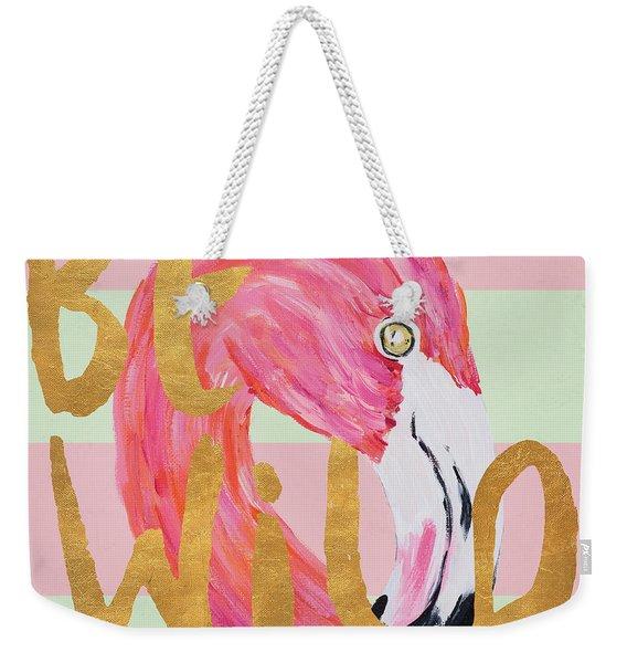 Be Wild And Unique II Weekender Tote Bag
