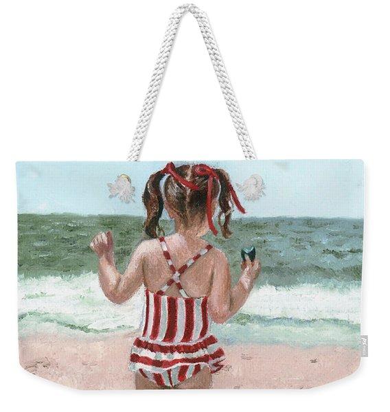 Beach Buns Weekender Tote Bag