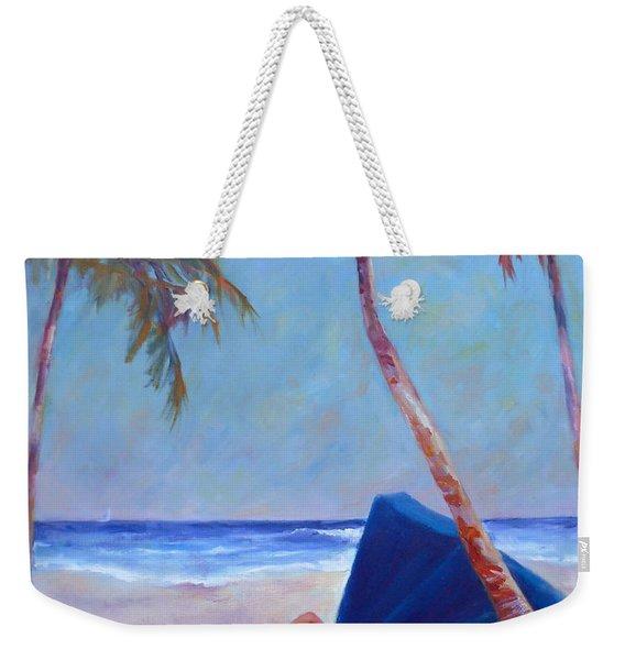 Beach Cabana Weekender Tote Bag