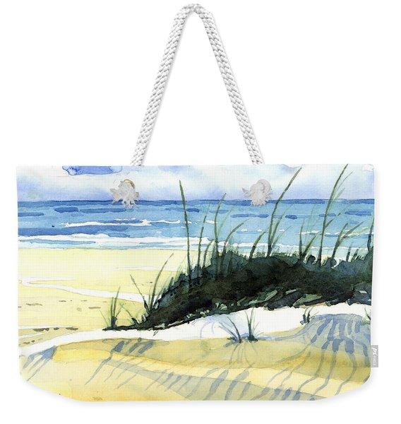 Beach Dunes Weekender Tote Bag