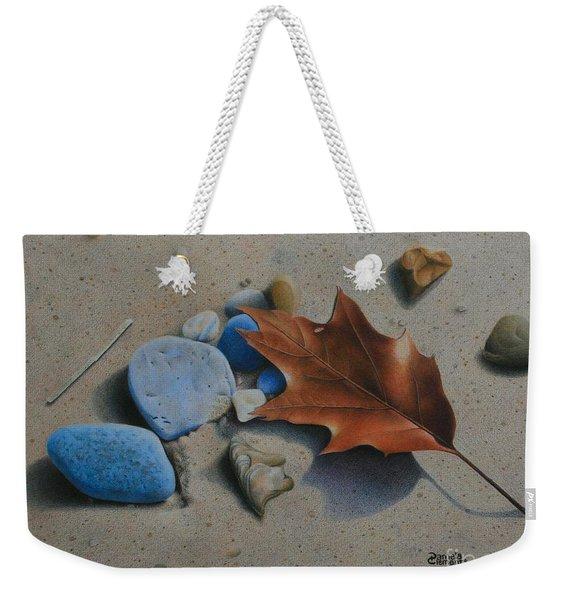 Beach Still Life II Weekender Tote Bag