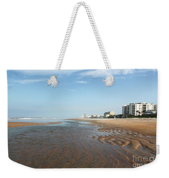 Beach Vista Weekender Tote Bag