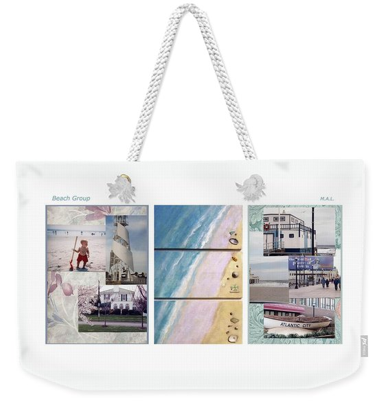 Beaches Group Weekender Tote Bag