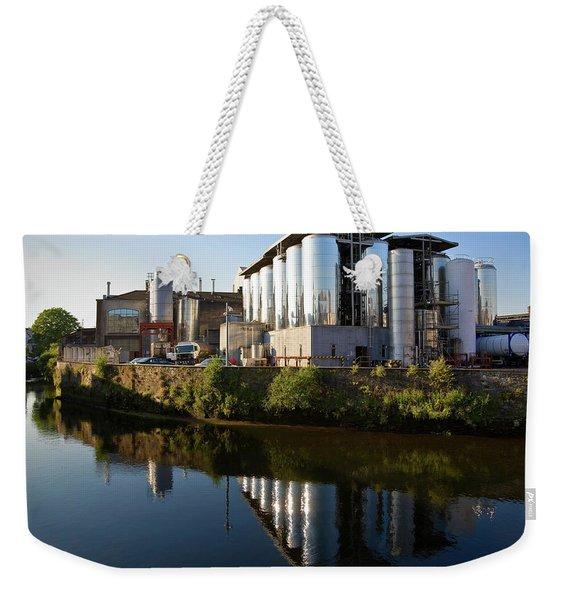 Beamish & Crawford Brewery, River Lee Weekender Tote Bag