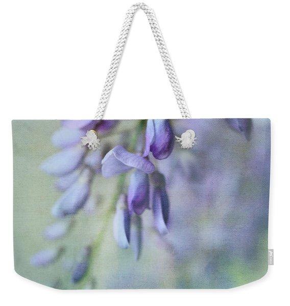 Beautiful Blue Weekender Tote Bag