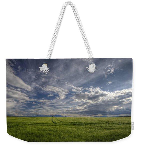 Beautiful Countryside Weekender Tote Bag