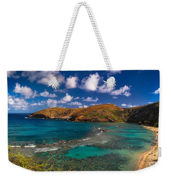 Beautiful Day Weekender Tote Bag